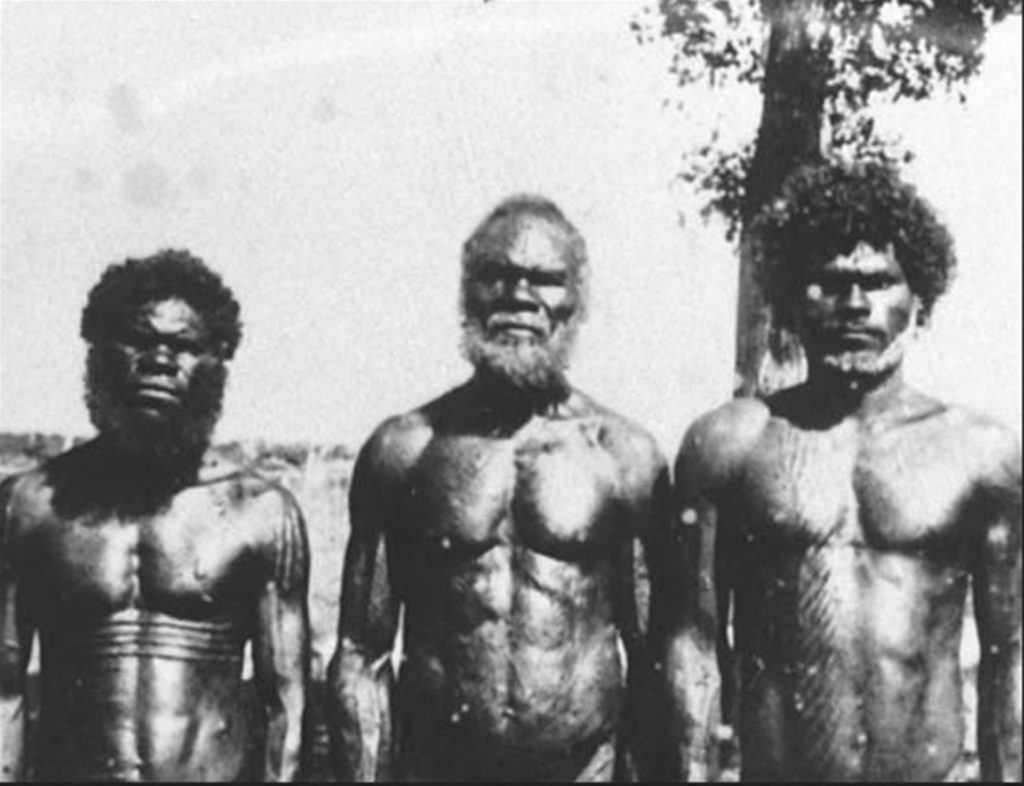 Men from Bathurst Island